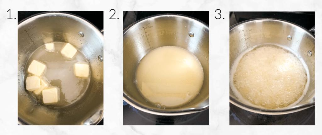 cooking sugar